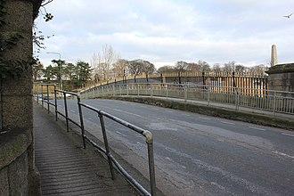 Islandbridge - Image: Island Bridge top