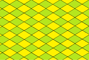 Rhombus - Image: Isohedral tiling p 4 55