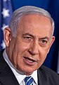 Israeli Prime Minister Netanyahu Delivers Joint Remarks with Secretary Pompeo and Bahraini Foreign Minister Al-Zayani (50618493181) (cropped).jpg