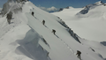 Italian Army Alpine Brigade Julia Alpini troops on the way to the summit of Monte Adamello - 02.png