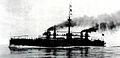 Italian battleship Lepanto in Mediterranean.jpg