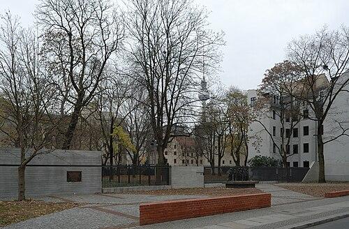 Thumbnail from Jüdischer Friedhof Weissensee (Jewish Cemetery)