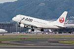 J-Air, ERJ-170, JA225J (21739248130).jpg