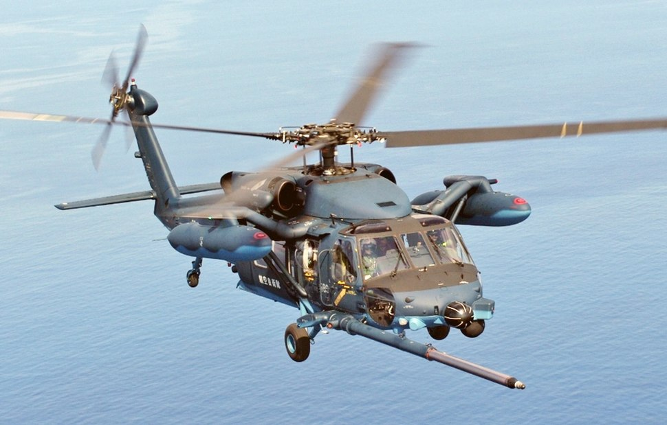 JASDF UH-60J (cropped)