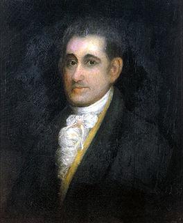 John Adair Governor, Senator, Representative, and pioneer from Kentucky