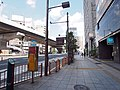 JR Bus Kanto Ueno Station Bus Stop - Tokyo Metro Head office side.jpg