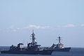 JS Ikazuchi and USS Mustin anchored off Yokosuka, -5 Aug. 2010 a.jpg