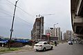 JW Marriott Hotel Under Construction - Eastern Metropolitan Bypass - Kolkata 2013-06-19 9001.JPG