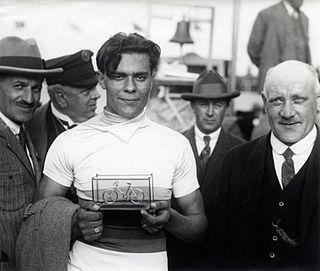 Jaap Meijer Dutch racing cyclist