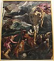 Jacopo tintoretto, san marco salva un saraceno, 1562-66, da capitolo della scuola grande di s.marco 01.JPG