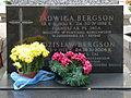 Jadwiga Bergson - Zdzisław Bergson - Cmentarz Wojskowy na Powązkach (127).JPG