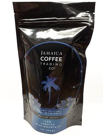 Världens dyraste kaffe - Blue Mountain