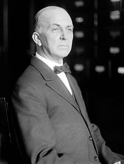 James W. Overstreet American politician