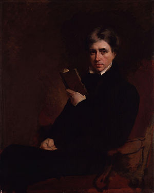 James Henry Leigh Hunt, by Samuel Laurence (di...