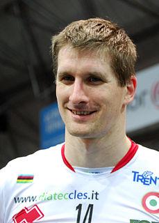 Jan Štokr Czech volleyball player