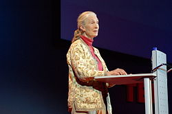 Jane Goodall at TEDGlobal 2007.jpg