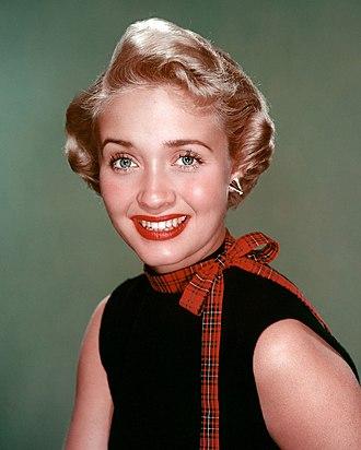 Jane Powell - Studio headshot, 1952
