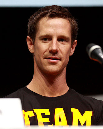 Jason Dohring - Dohring at San Diego Comic-Con International in 2013