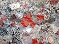 Jasper-quartz pebble conglomerate (Lorrain Formation, Paleoproterozoic, ~2.3 Ga; Ottertail Lake Northeast roadcut, near Bruce Mines, Ontario, Canada) 35 (32766117837).jpg