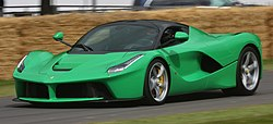 Jay Kay LaFerrari at Goodwood 2014 009.jpg
