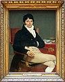 Jean-auguste-dominique ingres, ritratto di philibert riviéere, 1804-05, 01.jpg