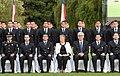 Jefa de Estado participó en ceremonia de graduación de aspirantes a detectives y oficiales policiales profesionales promoción 2014 (15841965119).jpg