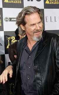 Jeff Bridges at the 2010 Independent Spirit Awards.jpg