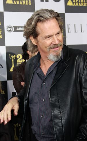 Jeff Bridges - Bridges at the 2010 Independent Spirit Awards
