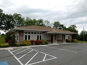 Jefferson Township, Berks County, Pennsylvania - Township Building.