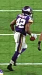 Jhurell Pressley American football running back