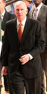 Jim Larrañaga American basketball coach