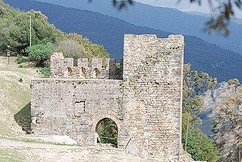 Imagen del castillo
