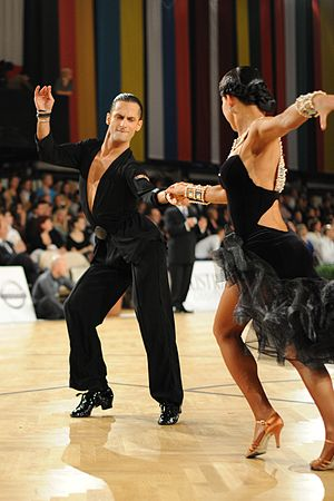 Jive (dance) - Austrian Open Championships Vienna, 2012 WDSF World Dancesport Championships Latin 16.-18. November 2012