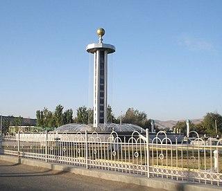 Place in Jizzakh Region, Uzbekistan