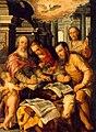 Joachim Beuckelaer - De vier evangelisten - Gal.-Nr. 831 - Staatliche Kunstsammlungen Dresden.jpg