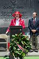 Joan Trafton and Alexander Pincus - Confederate Memorial Day - Arlington National Cemetery - 2014.jpg