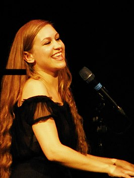 Joanna Newsom live in 2010