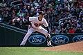 Joe Mauer - Minnesota Twins - Opening Day vs Seattle Mariners (40371784405).jpg