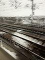 Joetsu-Shinkansen snow eliminate machine working.JPG