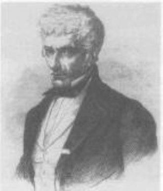 Baron Johann von Wessenberg-Ampringen - Baron Johann Philipp von Wessenberg