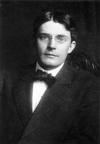John B. Watson - Image: John Broadus Watson