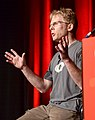 John Carmack - The Dawn of Mobile VR - Game Developer Conference 2015 - cropped.jpg