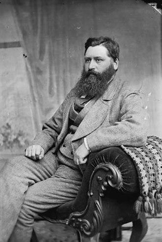 John Davies (Taliesin Hiraethog) - Image: John Davies (Taliesin Hiraethog, 1841 94) NLW3364595