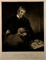 John Dawson. Mezzotint by W. W. Barney, 1809, after J. Allen Wellcome V0006498.jpg