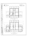 John Hossack House, 210 Prospect Avenue, Ottawa, La Salle County, IL HABS ILL,50-OTWA,1- (sheet 1 of 3).png
