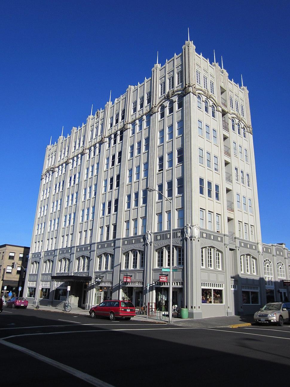 John Jacob Astor Hotel, Astoria