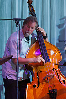 John Lindberg (jazz musician) American musician