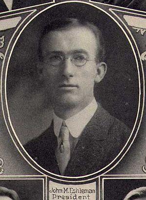 John Morton Eshleman - John M. Eshleman
