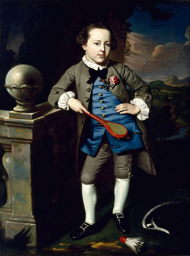 John Singleton Copley - Portrait of a Boy - Google Art Project.jpg