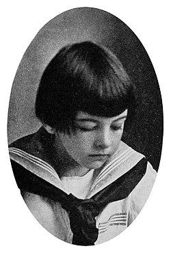 John Tansey, child actor.jpg